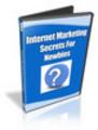 Thumbnail Internet Marketing Secrets for Newbies - MRR